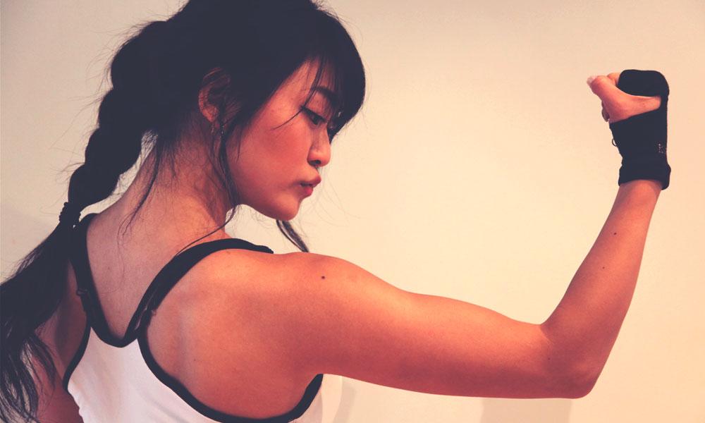 腕痩せ目指すなら上腕三頭筋エクササイズ