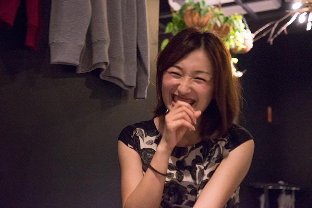 倉田 沙友里さま。体がキープできなくて、ホットヨガを始める。プライベートではバリ島でデトックスツアー。