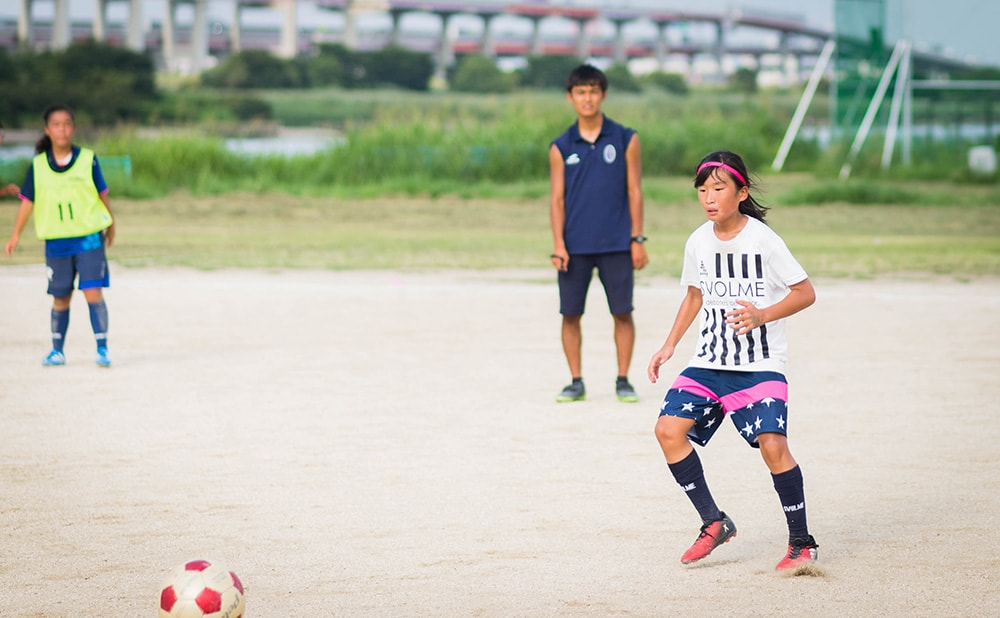 FC HERMANAの選手たち
