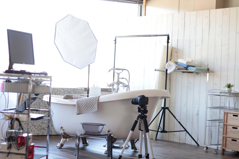 「Bathlier-お風呂のソムリエ」自社スタジオ