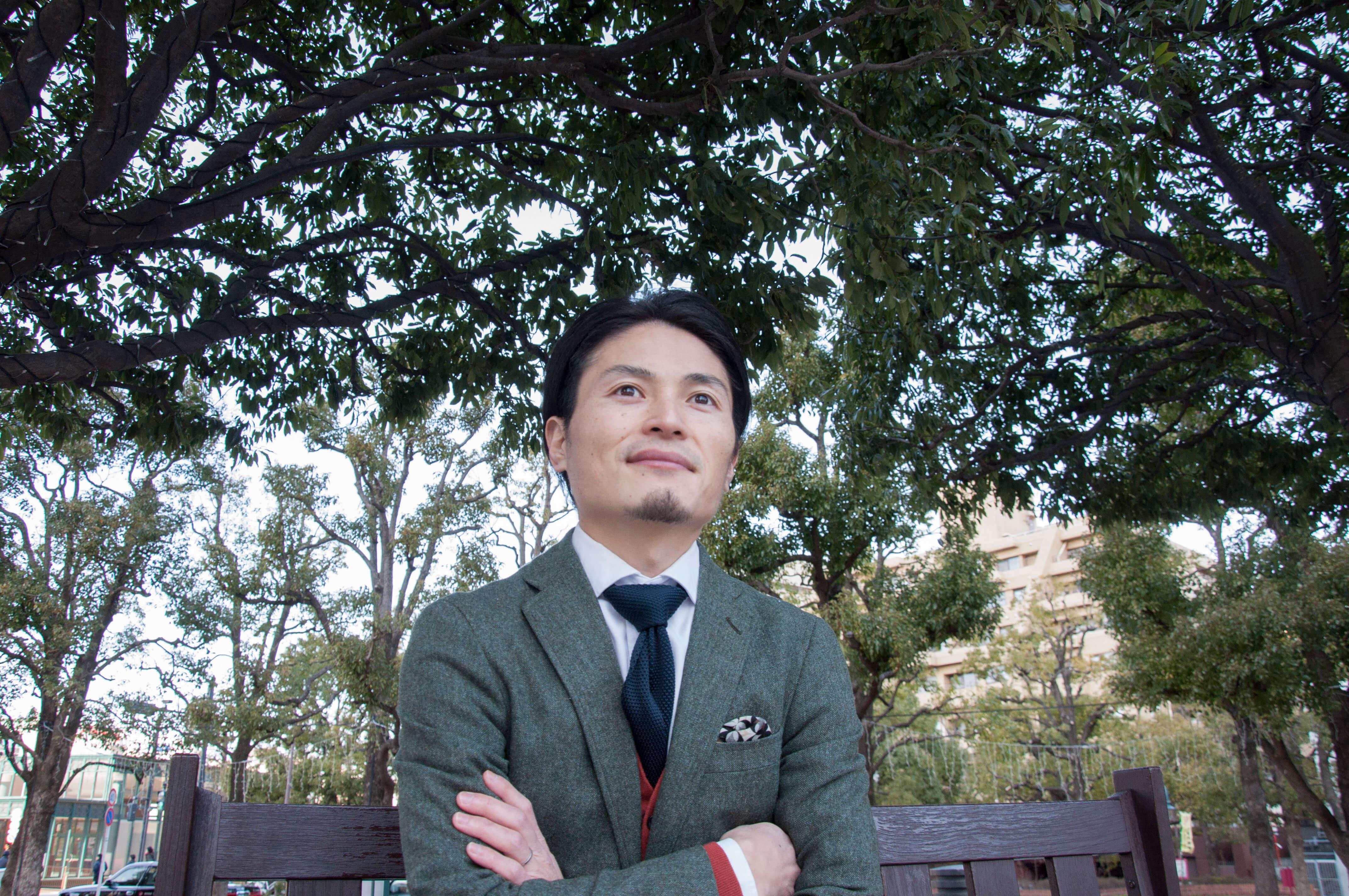 宮崎さまインタビュー風景