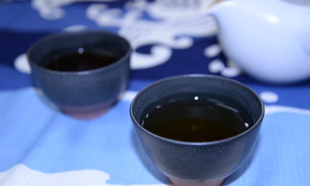 冬のオススメは生姜ほうじ茶