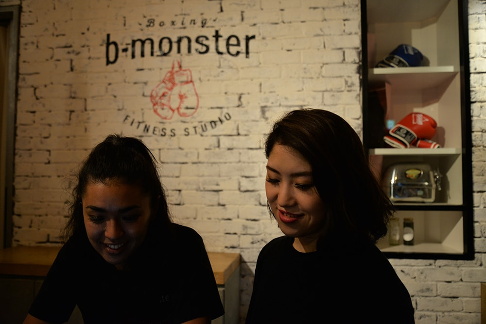 b-monsterはお互い高め合える、良い仲間に恵まれている場所。パフォーマーTATSUMI