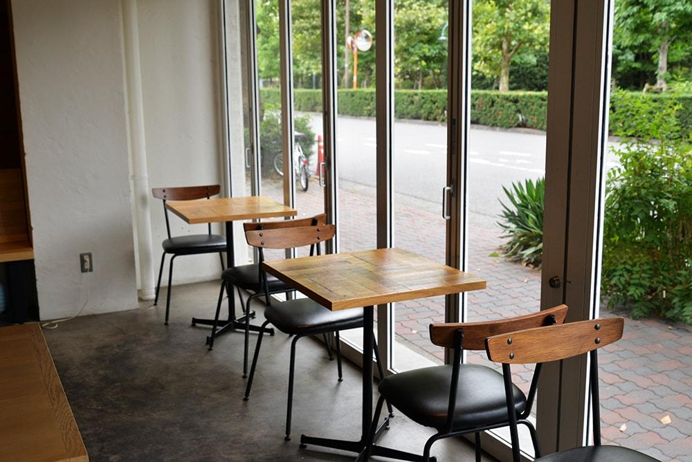 クリスプ・サラダワークス恵比寿店 店内風景
